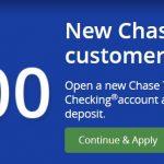 chase unlimited bonus