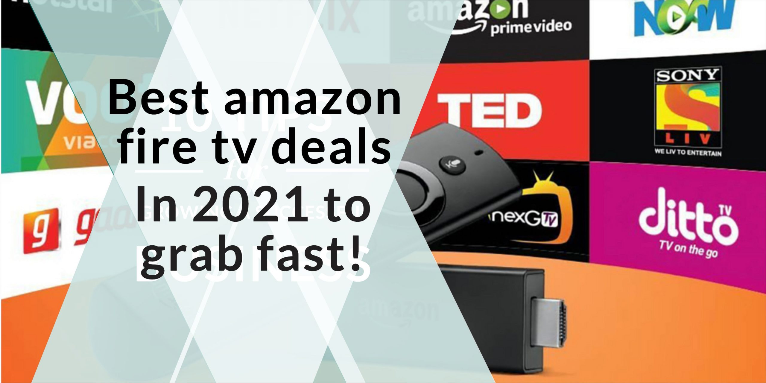 best deal on amazon fire stick
