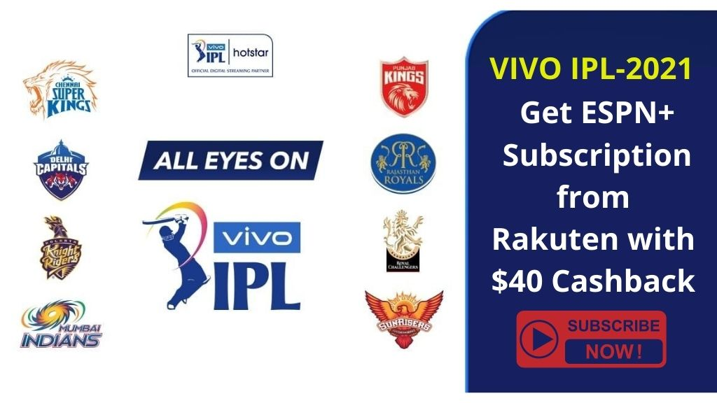 Watch IPL in USA On ESPN
