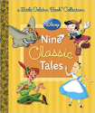 Disney: Nine Classic Tales Book for $7.29