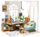 ROBOTIME Miniature Dollhouse Kit Decorations for $12.96