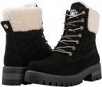 GLOBALWIN Womens The Quilted Winter Classic Boots