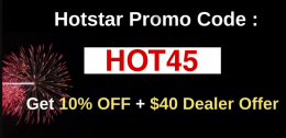 Hotstar Promo Code & Subscription Deals – HOT45 (Free Offers USA)
